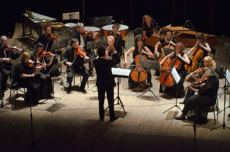 Teamwork: Orchester in Aktion