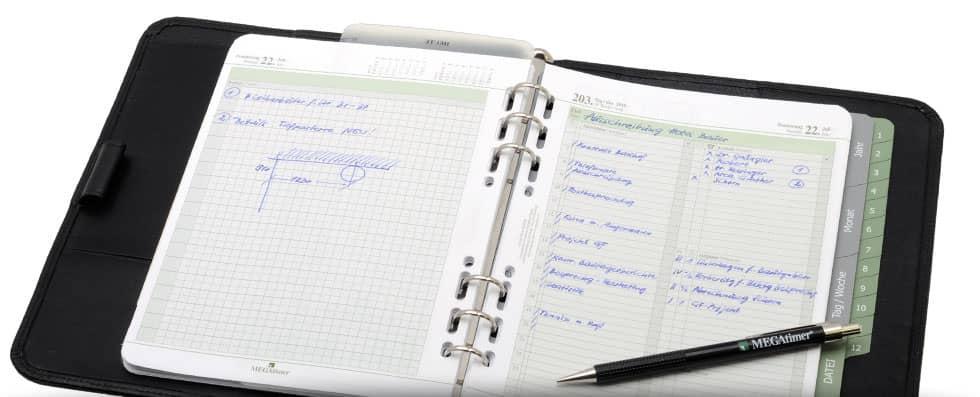 Terminplaner, Organizer, Kalender