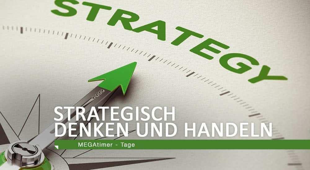 strategisch denken und handeln